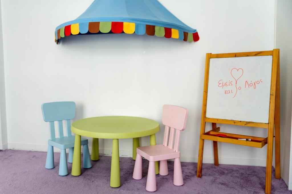 Κέντρο Λογοθεραπείας και Ειδικής Αγωγής και Ψυχοθεραπείας παιδιών στο Παλαιό Φάληρο, τη Γλυφάδα και τη Βούλα.
